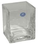 Glass Cube 10x10cm
