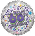 Birthday - 60th Birthday