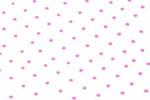 80cm Printed Pink Dots Film