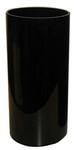 Black Cylinder 30cm