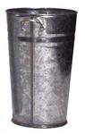 Galvanised Vase(h20x13cm)