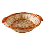 Round Unlined Tray Basket