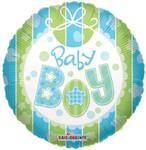 Baby Boy Bib