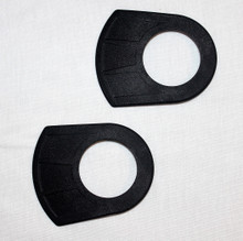 N44 Visor Pivot Covers