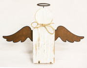 Natural Reclaimed Rustic Angel 11