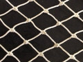 "Bulk Nylon Netting; 1-1/4"" mesh; 15 twine;  18' depth; Knotted"