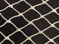 "Bulk Nylon Netting; 1-1/2"" mesh; 18 twine;  17' depth; Knotted"