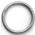 "Galvanized Steel Ring; 2"" or 4"""