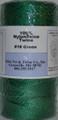 Green Twisted Nylon Twine #18