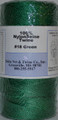 Green Twisted Nylon Twine #18
