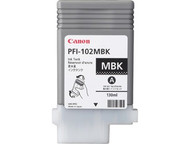 Canon PFI-102MBK Matte Black Ink Cartridge Original Genuine OEM