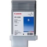 Canon PFI-105B Blue Ink Cartridge Original Genuine OEM