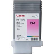 Canon PFI-105PM Photo Magenta Ink Cartridge Original Genuine OEM