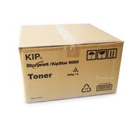 KIP 8000 Z708090140 Toner (bx/8) Original Genuine (Z708090140)