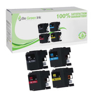 Brother LC103 Ink Cartridge 4 Pack Savings Pack BGI Eco Series Compatible