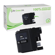 Brother LC107BK Super High Yield Black Ink Cartridge BGI Eco Series Compatible