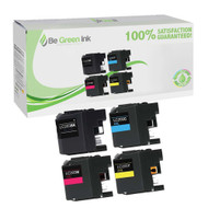 Brother LC203/LC205 Ink Cartridge 4-Pack Savings Pack BGI Eco Series Compatible