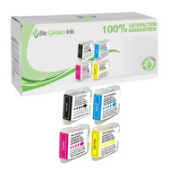 Brother LC51 4-Pack Inkjet Cartridge Savings Pack BGI Eco Series Compatible