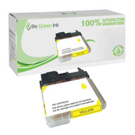 Brother LC65Y Ink Cartridge Yellow BGI Eco Series Compatible