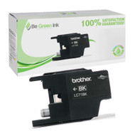 Brother LC71BK OEM Black Ink Cartridge BGI Eco Series Compatible