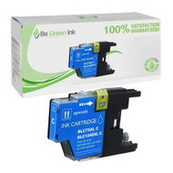 Brother LC75C Cyan Ink Cartridge BGI Eco Series Compatible