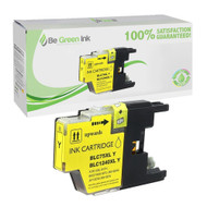 Brother LC75Y Yellow Ink Cartridge BGI Eco Series Compatible