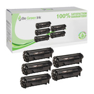 Canon 104 Toner Cartridge Five Pack 5-Pack (FX9) BGI Eco Series Compatible