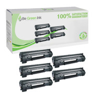 Canon 3483B001 (126) Toner Cartridge 5-Pack Savings Pack BGI Eco Series Compatible