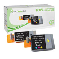 Canon BCI-15C Color Ink Cartridge BGI Eco Series Compatible