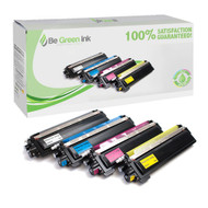 Brother TN210 Toner Cartridge Bundle (C,K,M,Y) BGI Eco Series Compatible