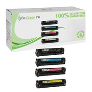 Canon 118 Toner Cartridge Savings Pack (C,K,M,Y) BGI Eco Series Compatible