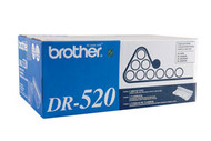 Brother DR520 Black Drum Original Genuine OEM