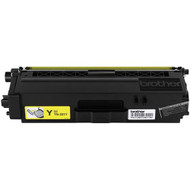 Brother TN331Y Yellow Toner Cartridge Original Genuine OEM