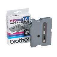 "Brother TX2311 Black On White P-Touch Label Tape 1/2x"" x 50' Original Genuine OEM"
