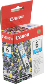 Canon 4706A003 (BCI-6C) Cyan Ink Cartridge Original Genuine OEM