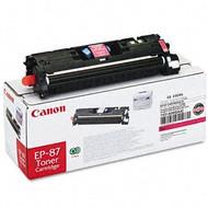 Canon 7431A005AA (EP87) Magenta Toner Cartridge Original Genuine OEM