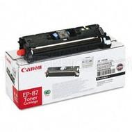 Canon 7433A005AA (EP87) Black Toner Cartridge Original Genuine OEM