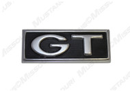 1968 Fender Emblem GT Aluminum