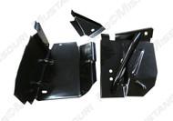 1969-1970 Torque Box Front