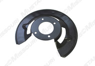 1964-1967 Ford Mustang disc brake dust shield.