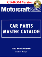 1973-1979 Ford Car Master Parts Catalog