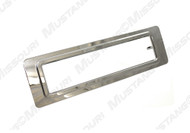 1968 Ford Mustang Shelby rear marker lamp chrome bezel.