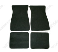 1974-1978 Ford Mustang carpeted floor mat set.