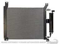 1967-1968 Ford Mustang Air Conditioning Condenser and Filter Drier Kit