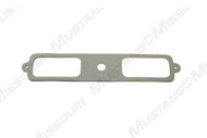 1974-1978 Ford Mustang rear license lamp seal.