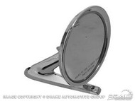 1964-1966 Outside Mirror Standard Scott Drake Convex