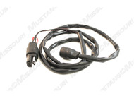 1970-1973 Ford Mustang backup lamp switch harness for 4-speed transmission.