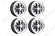 1974-1978 Ford Mustang Magnum 400 wheel set.