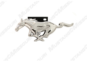 1994-1998 Ford Mustang grille horse with bracket.