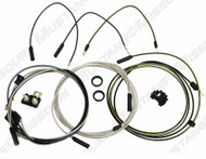 1964-1965 Ford Mustang fog lamp wiring conversion kit